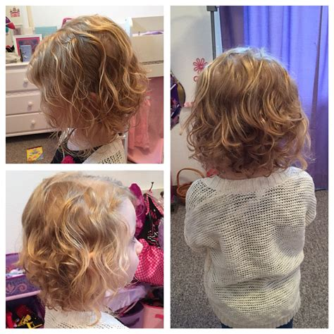 toddler curly hair bob haircut clothing ideas