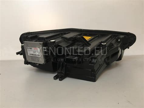 Audi R8 Led Headlights by Audi R8 2016 Laser Headlights With Led Signals Xenonled Eu