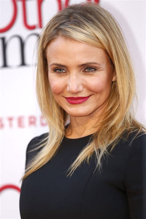 camerson diaz haircut in other woman cameron diaz glamour uk magazine may 2014