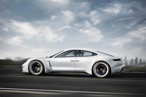 Porsche E2020 by 2020 Porsche Mission E All Electric Porsche Called Taycan