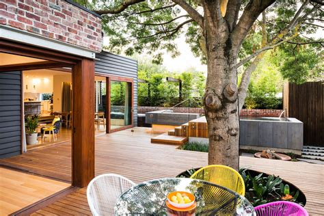 Backyard Yard Designs Family Modern Backyard Design For Outdoor Experiences