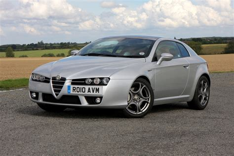 alfa romeo brera coupe review 2006 2010 parkers