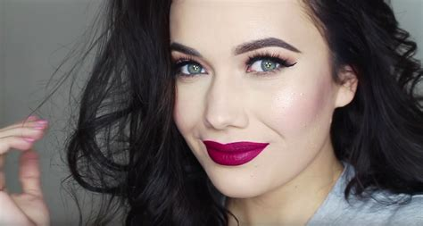 valentines day makeup tutorial flawless s day makeup tutorial umakeup