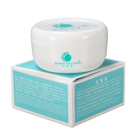 tattoo brightening cream water ice levin brightening cream whitening facial freckle