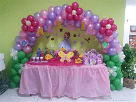 decorar la casa de sofia decoraci 243 n de cumplea 241 os princesa sofia youtube