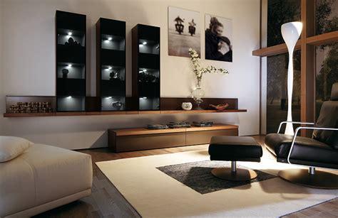 wohnzimmerwand modern die moderne wohnwand sch 214 ner wohnen