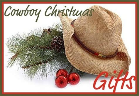 country cowboy western christmas decorations ornaments