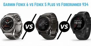Image result for Fenix 5 versus Fenix 6. Size: 314 x 160. Source: mightygadget.co.uk