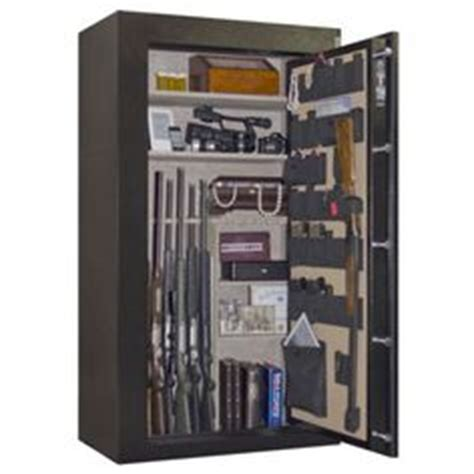 Tractor Supply Gun Cabinet by Cannon Ts6040dlx Wide Safe 48 Gun Capacity Tractor