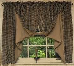 Primitive Kitchen Curtains Country Curtains On Primitive Curtains Curtains And Valances