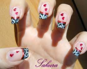 latest nail art designs valentine s day collection 2013