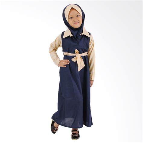 Cp Navy Muslim Ibu Dan Anak jual baju yuli baju muslim perempuan semi formal gamis