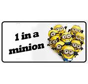 2 Minions In A Car2 2013 Despicable Me STAR WARS