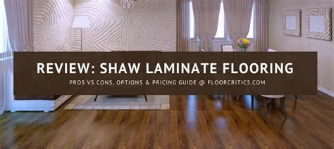Shaw Laminate Flooring Review   2018 Pros, Cons, Cost