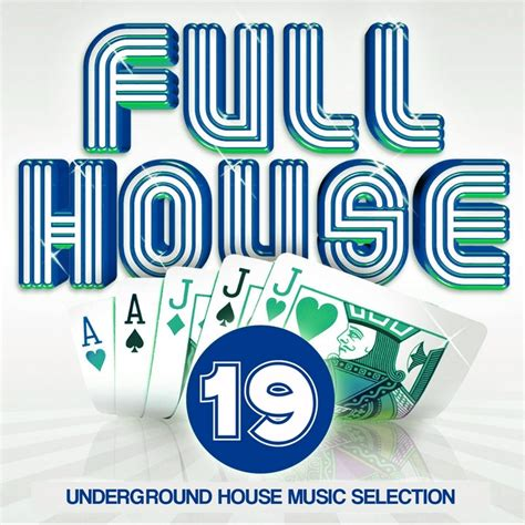 full house music various full house vol 19 underground house music