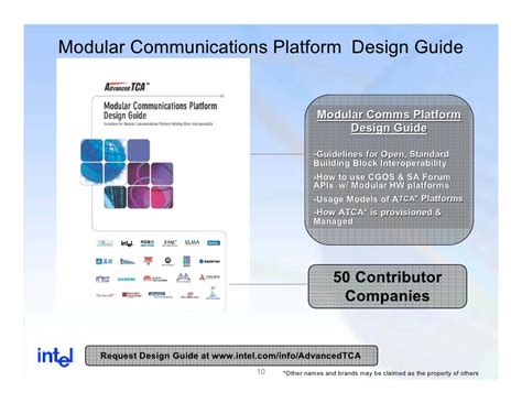 design guidelines for wap building network elements using intel network processors