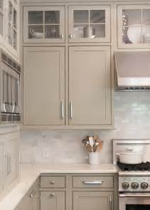 Taupe Painted Kitchen Cabinets 10 Kitchen Trends Here To Stay Centsational