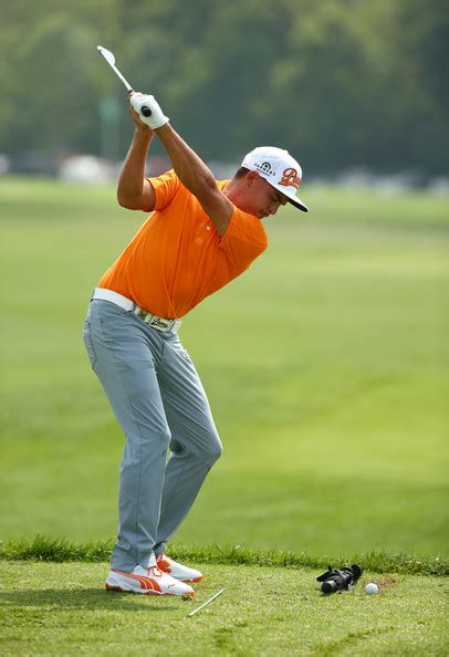 rickie fowler golf swing rickie fowler photos photos pga chionship final
