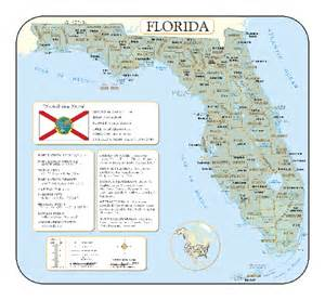 state of florida map mileage florida wall maps national geographic maps map quest