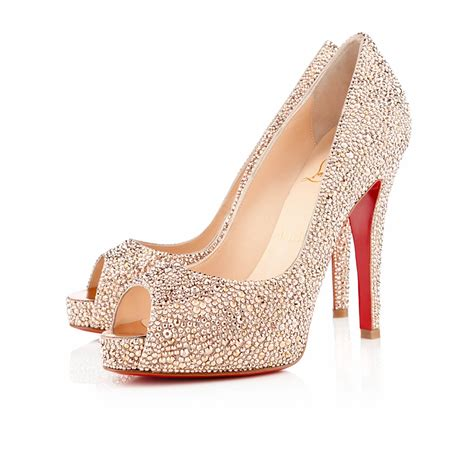 Wedding Shoes Louboutin by Christian Louboutin Bridal Shoes 2013 Instyle Fashion One