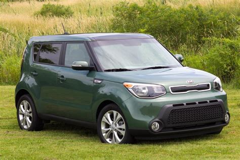 How Much Is A 2015 Kia Soul Test Drive 2015 Kia Soul Marches To The Beat Of A Square