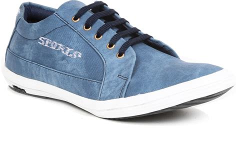 gs stylish casual shoes buy blue color gs stylish casual