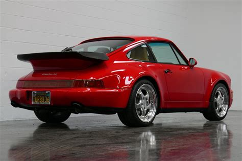 1994 porsche 911 turbo 1994 porsche 911 turbo 3 6 coupe for sale 76628 mcg