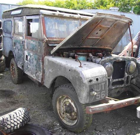 land rover rusty 17 best images about defender to restore on pinterest