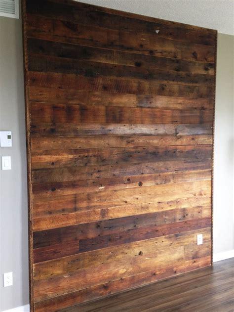 Bois Pour Mur by 17 Meilleures Id 233 Es 224 Propos De Panneaux De Murs En Bois