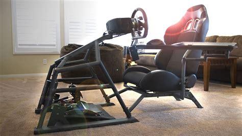 Obutto Revolution Racing Simulator my ultimate racing simulator setup obutto r3volution cockpit