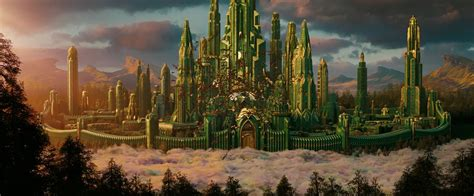 emerald city quot theres no place like oz quot