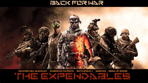 wallpaper game hd 2014 awesome hd expendables video game hd wallpapers