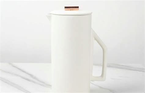 yield design instagram beautiful brew the ceramic french press from yield design