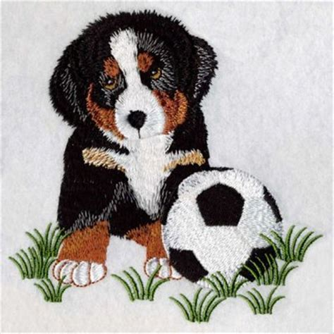 embroidery design dog bernese mountain dog embroidery designs machine