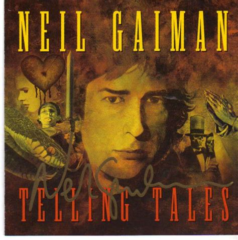 the neil gaiman audio neil gaiman neil s work audio telling tales