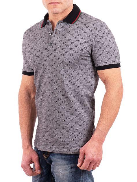 Polo Shirt Baby Dolls Kaos Polo Shirt Wanita Lengan Pendek List mens gray gucci polo shirt and 10 similar items