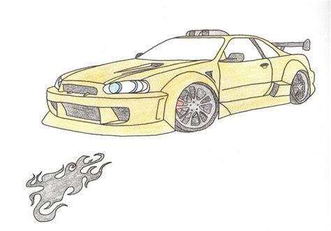 Coloriage De Voiture De Fast And Furious Inspiration Coloriage De Voiture De Fast And Furious