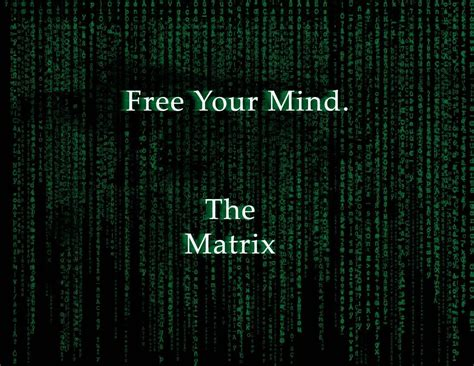 wallpaper free your mind wallpapers 3rddimensions