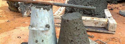 Slump Test slump test for concrete cem solutions