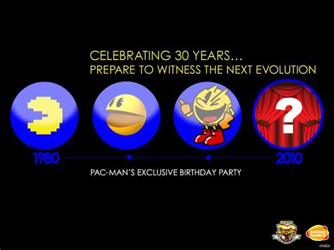 pacman anniversary pacman 30th anniversary tsg tv