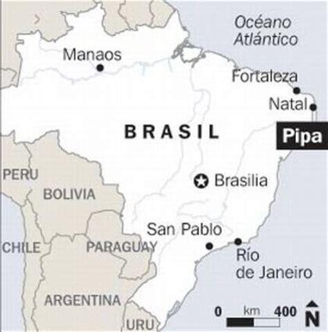 imagenes satelitales brasil mapas de pipa y tibau do sul brasil planos calles