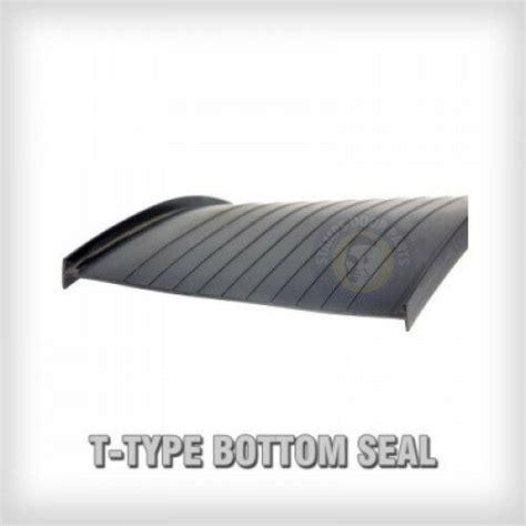 garage door bottom seal weatherstrip astragal heavy duty
