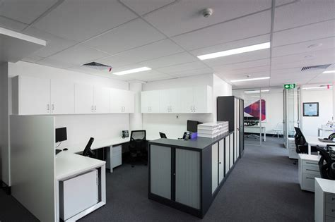 Finance Office by Commercial Office Design Inspired Spaces