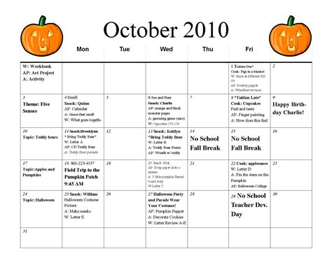 preschool calendar templates 8 best images of free printable preschool calendar