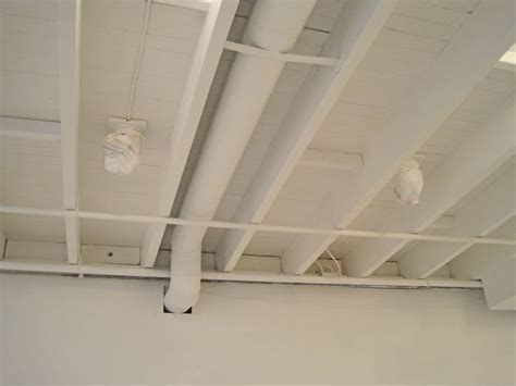 basement ceiling ideas with exposed joists