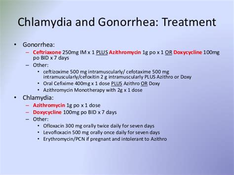Home Remedies For Gonorrhea And Chlamydia by Adolescent Sti Ucaya