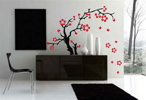 stickers for decorating walls japanese style decor apartments i like