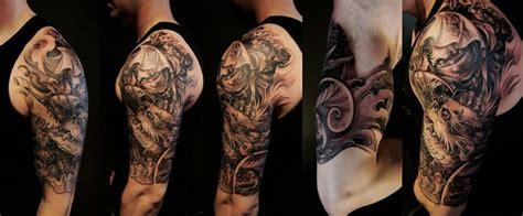 japanese tattoo good vs evil 1000 images about tattoos on pinterest sleeve tattoo
