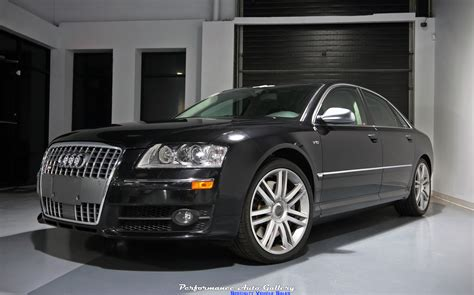 Audi S8 2007 by New Arrival 2007 Audi S8