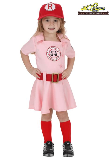 owning a toddler a league of their own dottie costume